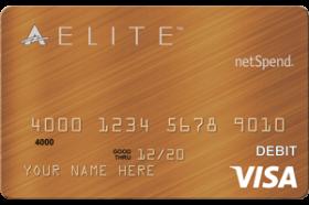 ACE Elite Bronze Visa Prepaid Card