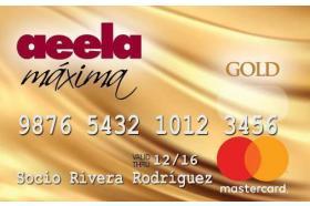 AEELA Maximum MasterCard
