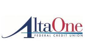 AltaOne Federal Credit Union Visa Platinum Share Secured Credit Card