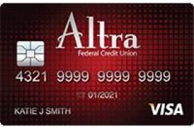 Altra Federal Credit Union Visa® Go Credit Card