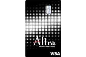 Altra Federal Credit Union Visa Student Rewards Credit Card