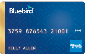 American Express Bluebird