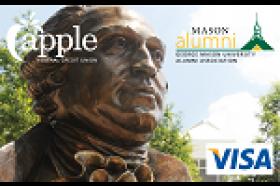 Apple Federal Credit Union Mason Alumni Visa Credit Card
