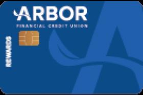 Arbor Financial Credit Union Rewards Credit Union