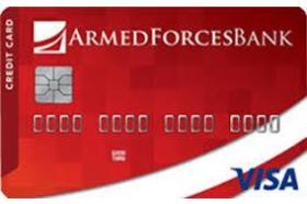 Armed Forces Bank Visa® Credit Card