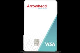 Arrowhead Credit Union Share-Secured Visa® Credit Card