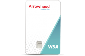 Arrowhead Credit Union Visa Credit Card