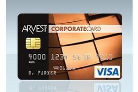 Arvest Bank Premier Business VISA Credit Card