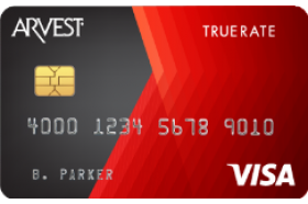 Arvest Bank True Rate™ Credit Card