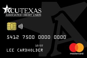 Associated Credit Union of Texas Platinum MasterCard®