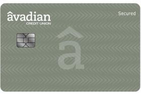 Avadian Credit Union Secured Visa Credit Card
