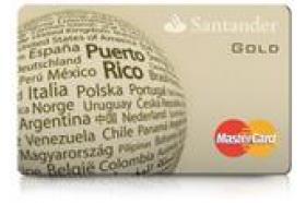 Banco Santander Puerto Rico  MasterCard Gold
