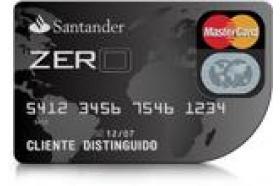 Banco Santander Puerto Rico Santander ZeroCard MasterCard