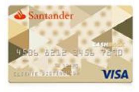 Banco Santander Puerto Rico Standard Visa Santander CashBack 3D