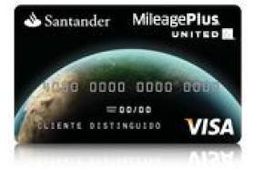 Banco Santander Puerto Rico Visa Santander MileagePlus