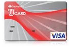 Banco Santander Puerto Rico UCard Visa Credit Card