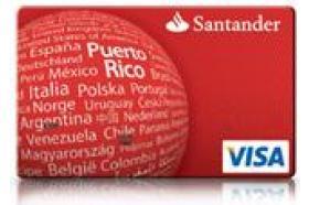 Banco Santander Puerto Rico Visa Classic Credit Card