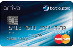 Barclaycard Arrival World Mastercard No Annual Fee Card