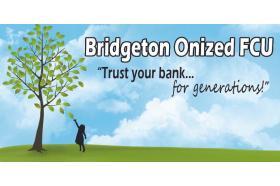Bridgeton Onized Federal Credit Union Secured Visa Credit Card