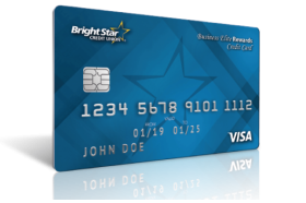 BrightStar Credit Union Business Elite Rewards Credit Card