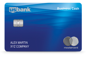 US Bank Business Cash Rewards World Elite Mastercard