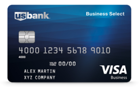 US Bank Business Select Rewards