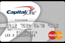 Capital One Classic Platinum