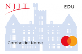 Celtic Bank Deserve® NJIT Affinity EDU Card