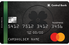 Central Bank Small Business Mastercard®