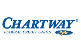 Chartway Federal Credit Union Visa® Secured Credit Card