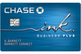 Chase Ink Business Plus Card