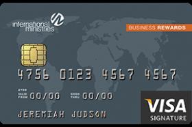 Christian Community Credit Union IM Visa® Business Rewards Credit Card