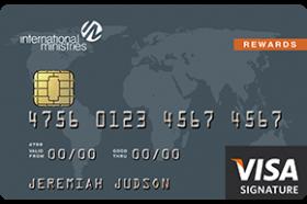 Christian Community Credit Union IM Visa® Signature Rewards Credit Card
