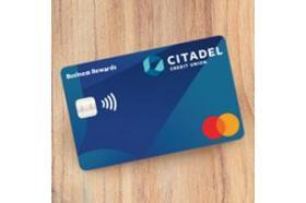 Citadel Credit Union Business Rewards Mastercard®