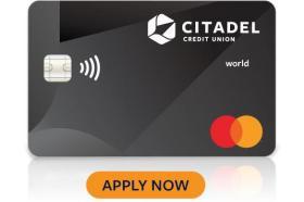 Citadel Credit Union World Mastercard®