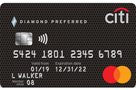 Citi® Diamond Preferred Card