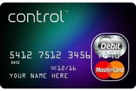 Control Prepaid Mastercard