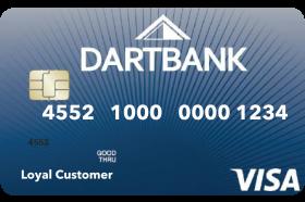 Dart Bank Visa Platinum Rewards