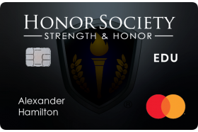 Deserve® Honor Society EDU Card