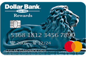 Dollar Bank Rewards Credit Card