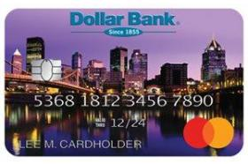 Dollar Bank Secured Credit Card