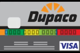 Dupaco Community Credit Union Platinum Visa