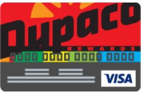 Dupaco Community Credit Union Rewards Visa