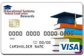 Educational Systems Federal Credit Union Reward Visa