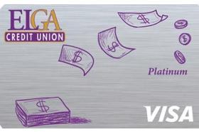 ELGA Credit Union Visa Platinum Card