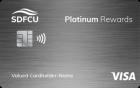 SDFCU Visa Platinum