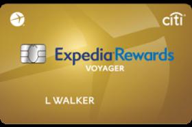 Expedia® Rewards Voyager Credit Card