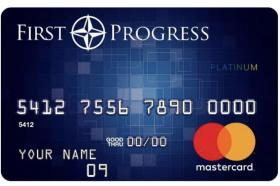First Progress Platinum Prestige Mastercard® Secured Credit Card