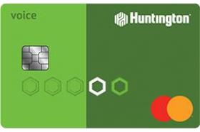 Huntington National Bank Lower APR Voice Credit Card
