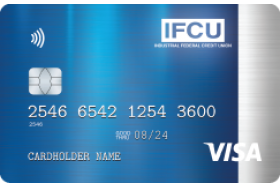 Industrial Federal Credit Union Classic Visa Credit Card